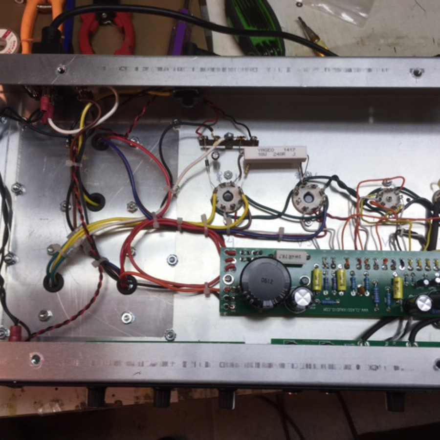 Musical Power Supplies Inc Whats New Guitar Amp Wiring As A Got The Nice Lows With Custom Ot I Whipped Up For This Build Its Good To Be Xfmr Guy Http Classixaudiocom Nsv6bhtm